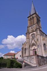 L'église de Noroy-le-Bourg