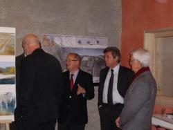 18/12/2010 - inauguration maison ruralité - visite officielle