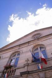 La mairie de Noroy-le-Bourg