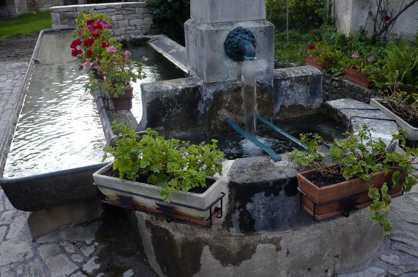Fontaine Ste Etienne